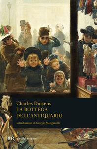 Libro La bottega dell'antiquario Charles Dickens