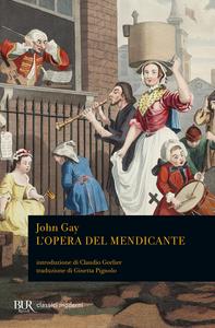 Libro L' opera del mendicante John Gay
