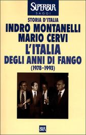 L' Italia degli anni di fango. (1978-1993)