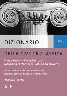 Ilmeglio-delweb.it Dizionario della civiltà classica Image