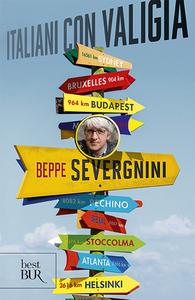 Libro Italiani con valigia Beppe Severgnini