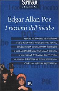 Libro I racconti dell'incubo Edgar Allan Poe