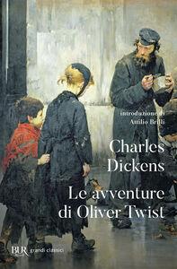 Libro Le avventure di Oliver Twist Charles Dickens