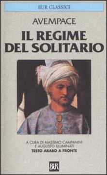 Promoartpalermo.it Il regime del solitario. Testo arabo a fronte Image