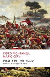 L' Italia del millennio. Sommario di dieci secoli di storia