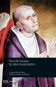 Il Dio nascosto. Testo latino a fronte.pdf