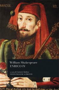 Libro Enrico IV (parte I-II). Testo inglese a fronte William Shakespeare