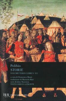Winniearcher.com Storie. Testo greco a fronte. Vol. 3: Libri V-VI. Image