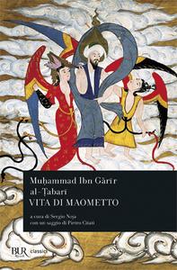 Libro Vita di Maometto Muhammad Ibn Garir al-Tabari