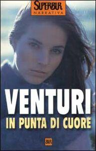 Libro In punta di cuore Maria Venturi