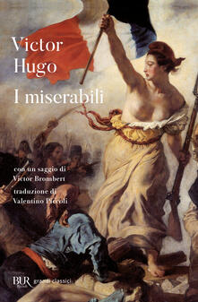 I miserabili - Victor Hugo - copertina