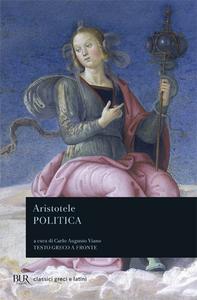 Libro Politica. Testo greco a fronte Aristotele