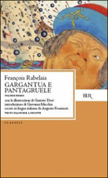 Listadelpopolo.it Gargantua e Pantagruele. Ediz. bilingue Image