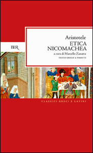 Libro Etica nicomachea Aristotele