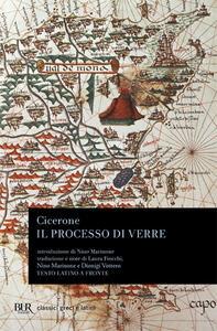 Il processo di Verre. Testo latino a fronte
