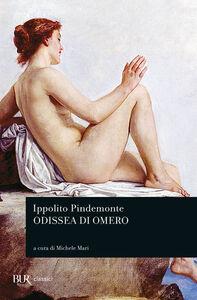Libro L' Odissea di Omero Ippolito Pindemonte