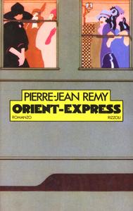 Libro Orient-Express Pierre-Jean Remy