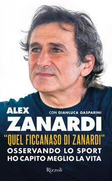 Radiospeed.it «Quel ficcanaso di Zanardi». Osservando lo sport ho capito meglio la vita Image