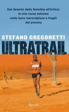 Ultratrail - Stefano Gregoretti - copertina
