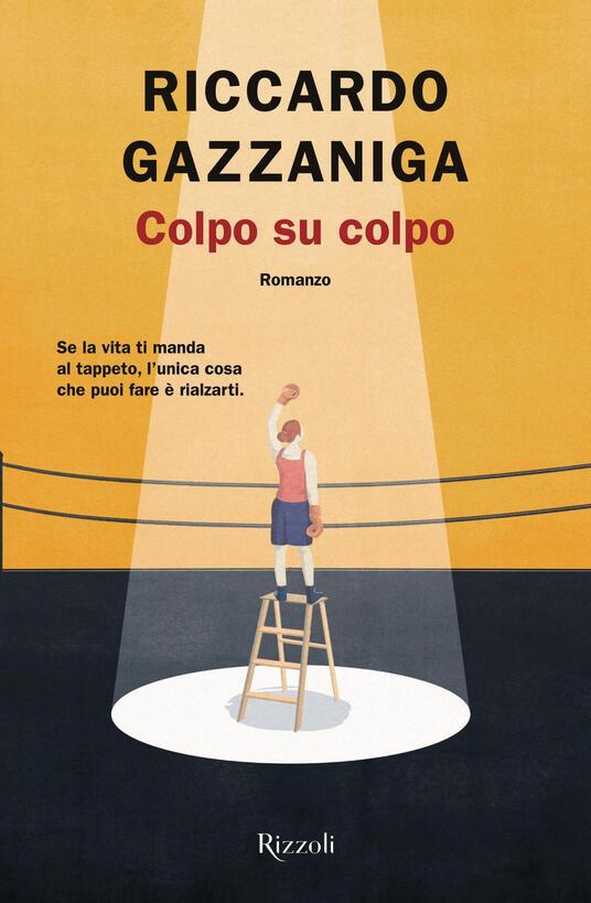 Colpo su colpo - Riccardo Gazzaniga - copertina