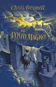 Il posto magico - Chris Wormell - copertina