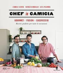 Antondemarirreguera.es Chef in Camicia. Gourmet. Fusion. Casereccio. Ricette perfette per tutte le occasioni Image