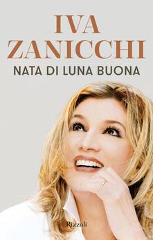 Nata di luna buona - Iva Zanicchi - copertina