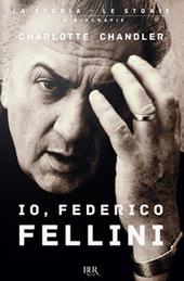 Copertina  Io, Federico Fellini