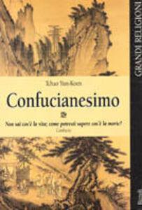 Libro Confucianesimo Koe Tuchao Yun