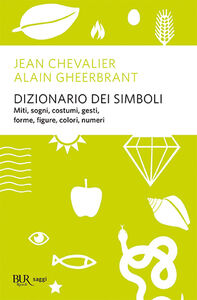 Libro Dizionario dei simboli Jean Chevalier , Alain Gheerbrandt