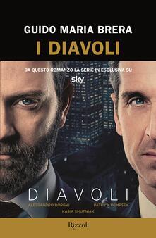 I diavoli - Guido Maria Brera - copertina