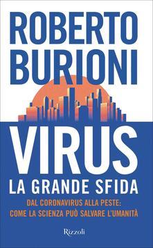Steamcon.it Virus, la grande sfida. Dal coronavirus alla peste: come la scienza può salvare l'umanità Image
