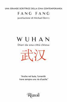 Wuhan. Diari da una città chiusa - Fang Fang - copertina