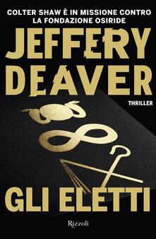 Gli eletti - Jeffery Deaver - copertina