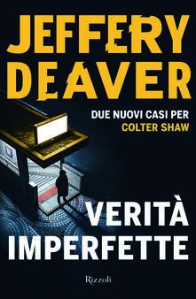 Verità imperfette - Jeffery Deaver - copertina