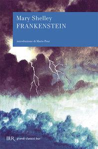 Libro Frankenstein ovvero il Prometeo moderno Mary Shelley