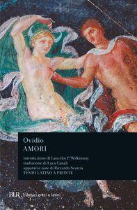 Libro Amori P. Nasone Ovidio