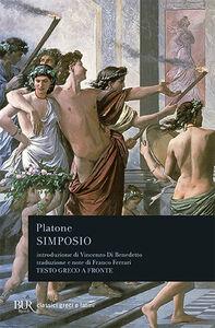Libro Simposio Platone