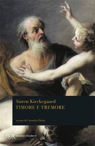 Libro Timore e tremore. Aut-Aut (Diapsalmata) Sören Kierkegaard