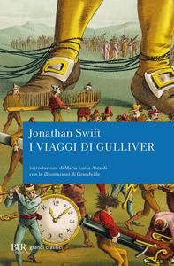 Libro Viaggi di Gulliver Jonathan Swift