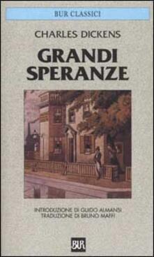 grandi speranze charles dickens  Grandi speranze - Charles Dickens - Libro - BUR Biblioteca Univ ...