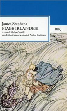 Fiabe irlandesi - James Stephens - copertina