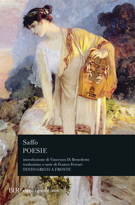 Libro Poesie Saffo