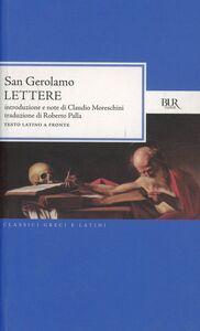 Libro Lettere Girolamo (san)
