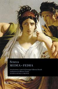 Libro Medea e Fedra L. Anneo Seneca
