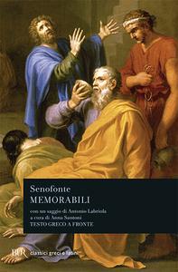 Libro Memorabili Senofonte