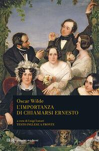 Libro L' importanza di chiamarsi Ernesto Oscar Wilde