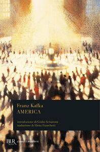 Libro America o Il disperso Franz Kafka