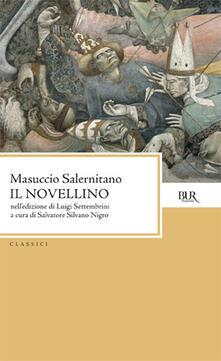 Il novellino - Masuccio Salernitano - copertina