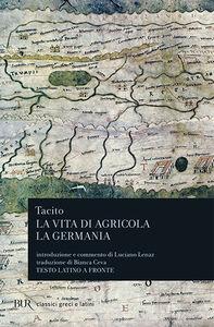 Libro Vita di Agricola-La Germania P. Cornelio Tacito